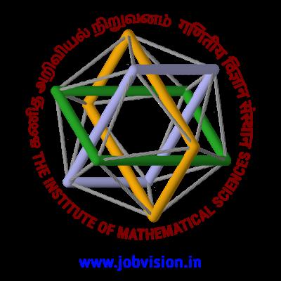 IMSC Chennai Recruitment 2021