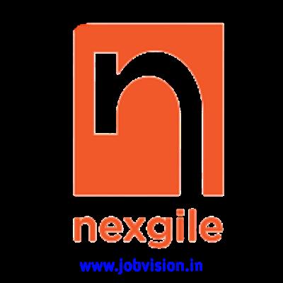 Nexgile Hiring Freshers 2021
