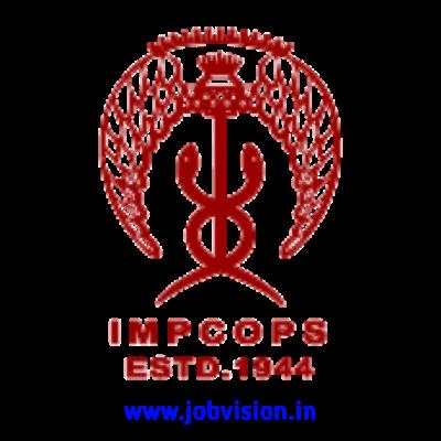 IMPCOPS Recruitment 2021
