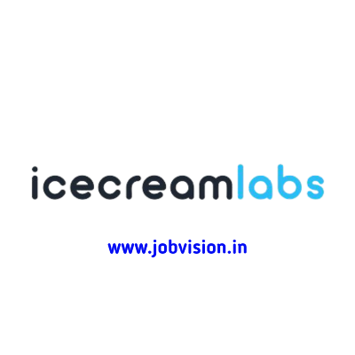 IceCream Labs Off Campus drive 2021
