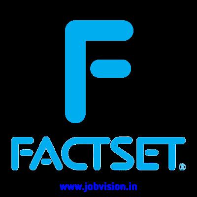 FactSet Freshers Hiring 2021