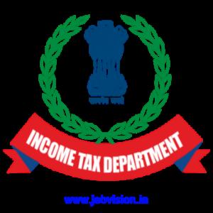 Income Tax Dept Recruitment