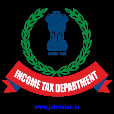 Income Tax Department Recruitment 2021