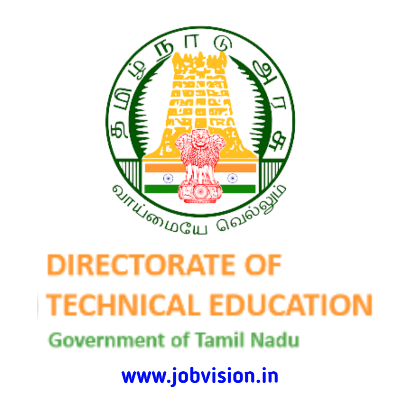 Directorate of Technical Education Recruitment 2021