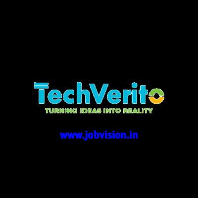 TechVerito Software Off Campus Drive 2021