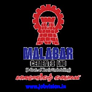 Malabar Cements Recruitment