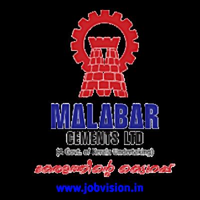 Malabar Cements Limited Recruitment 2021