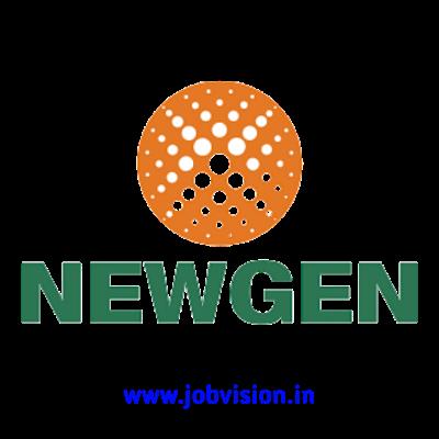 Newgen Software Off Campus Drive 2021
