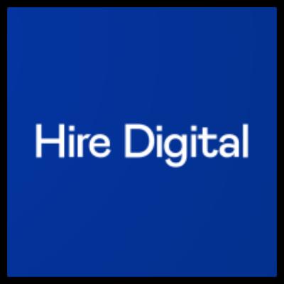 Hire Digital Off Campus Drive 2021