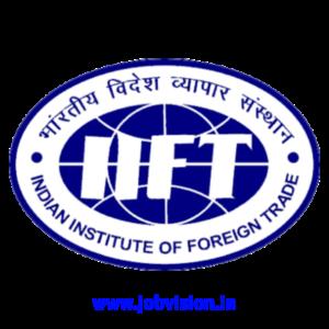 IIFT Recruitment