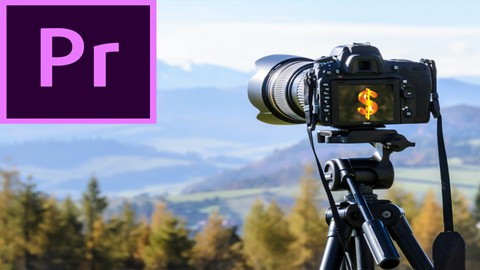 Video Editing Course Premiere Pro : 18 Project In 1 Course