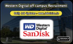 Western Digital (SanDisk) Off Campus Drive