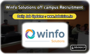 Winfo Solutions Off Campus Drive