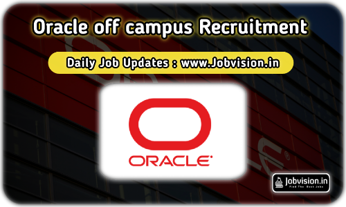 Oracle Off Campus Drive 2021