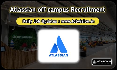 Atlassian Off Campus Drive 2021