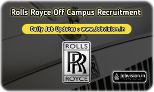 Rolls Royce Off Campus Drive