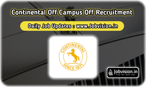 Continental Recruitment 2021