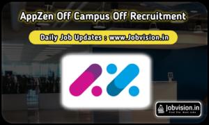 AppZen Off Campus Drive