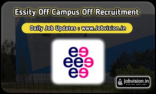 Essity Off Campus Drive 2021