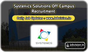 Systenics Solutions Off Campus Drive