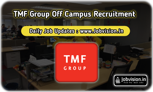 TMF Group Off Campus Drive 2021