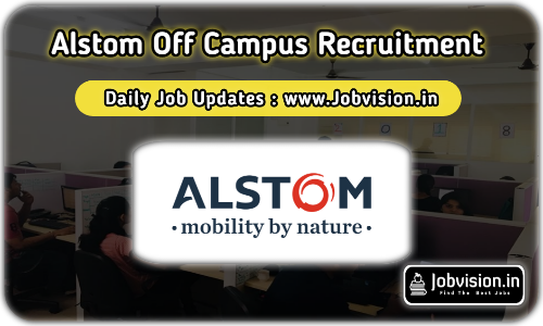 Alstom Off Campus Drive 2021