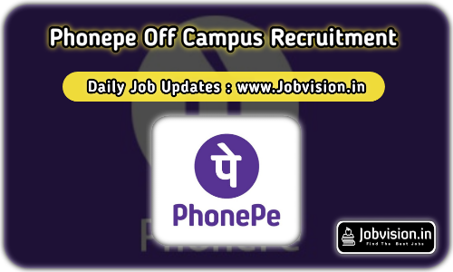 PhonePe Off Campus Drive 2021