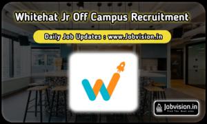 Whitehat Jr Off Campus Drive