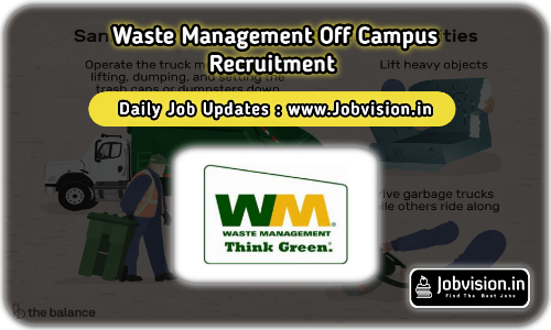 Waste Management Off Campus Drive 2021