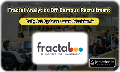 Fractal Analytics Off Campus Drive 2021
