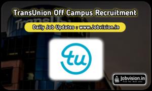 TransUnion Off Campus Drive
