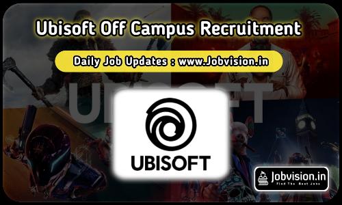 Ubisoft Off Campus Drive 2021