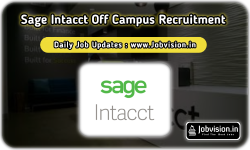 Sage Intacct Off Campus Drive 2021