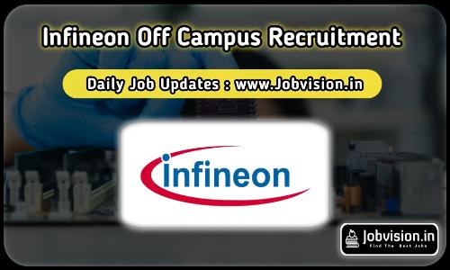 Infineon Off Campus Drive 2021