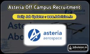 Asteria Aerospace Off Campus Drive