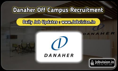 Danaher Corporation Recruitment 2021