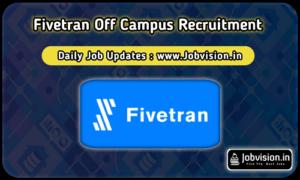 Fivetran Off Campus Drive