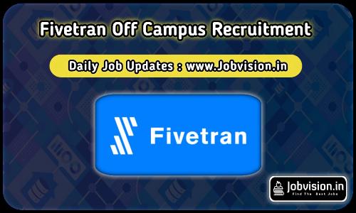 Fivetran Off Campus Drive 2021