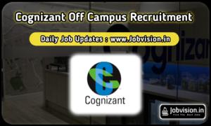 Cognizant Off Campus Drive