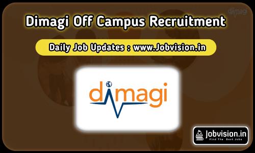 Dimagi Off Campus Drive 2021
