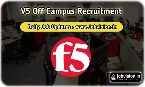 F5 Networks Off Campus Drive 2021