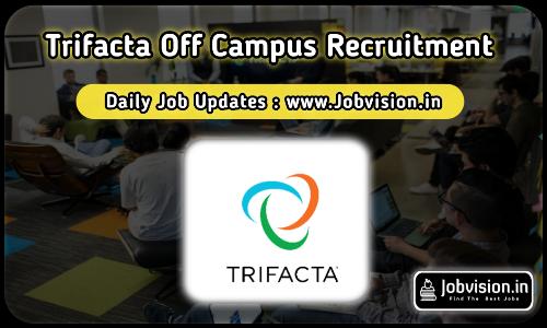 Trifacta Off Campus Drive 2021