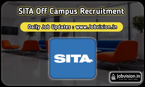 SITA Off Campus Drive 2021