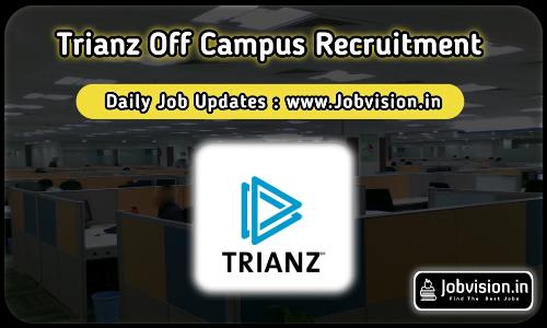Trianz Off Campus Drive 2021