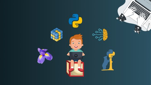 Python for Machine Learning with Numpy, Pandas And Matplotlib   Enroll for free   Udemy