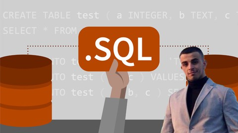 SQL- The Complete Introduction to SQL programming | Enroll for Free | Udemy