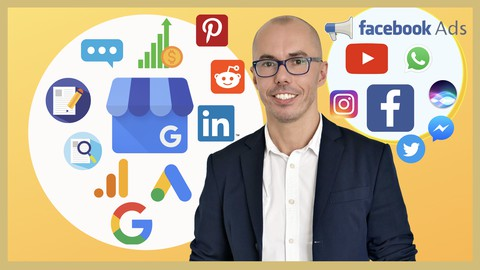ULTIMATE SEO, SOCIAL MEDIA, And DIGITAL MARKETING COURSE 2021 | Enroll For Free | Udemy
