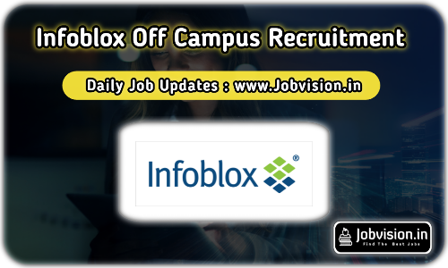 Infoblox Off Campus Drive 2021