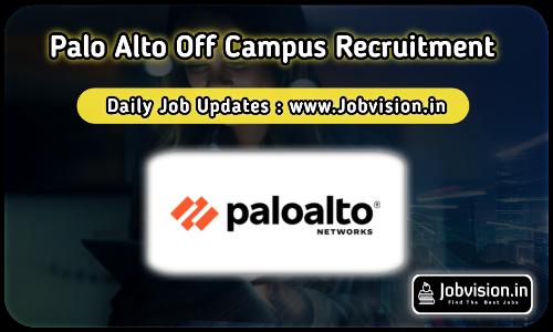 Palo Alto Networks Off Campus Drive 2021