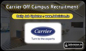 Carrier Recruitment
